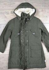 Anoraks & Parkas Größe 134 Mädchen-Jacken, - Mäntel & -Schneeanzüge mit Kapuze-Damen