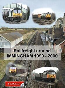Railfreight around Immingham 1999 - 2000   Lincolnshire   Railway DVD