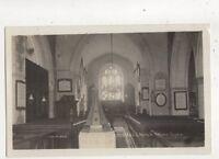 St Giles Church Stoke Poges Buckinghamshire Vintage RP Postcard 521b
