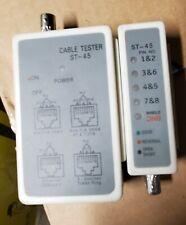 network tester rj-45/bnc