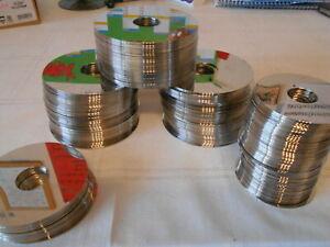 PC-Schrott Scheiben aus  Festplatten ca. 3,7 Kg