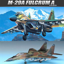 Academy 1/48 MIG-29A FULCRUM A 12263 Aircraft Plastic Model Kit