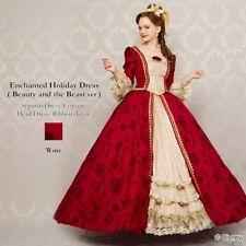 Secret Honey Enchanted Holiday Dress Beauty and the Beast Bell Disney