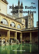 Roman Baths and Museum Guidebook Bath UK Sacred Spring Temple Aquae Sulis 1990