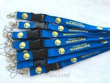 10 Pcs Basketball team Logo Keychain LANYARD Neck phone Strap