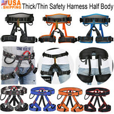Roofing Safety Harness Construction Protection Tool Tree Climbing Waist Strap