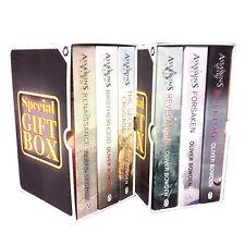 Forsaken Assassin's Creed 6 Books Gift Wrapped Slipcase By Oliver Bowden NEW PB