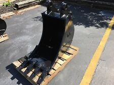 "New 18"" Heavy Duty Excavator Bucket for a Case Cx80 w/ Coupler Pins"