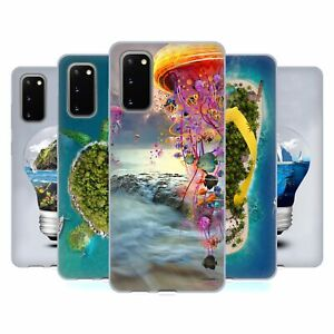OFFICIAL DAVE LOBLAW ISLANDS & MOUNTAINS GEL CASE FOR SAMSUNG PHONES 1