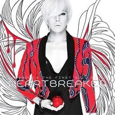 G-DRAGON 1ST SOLO ALBUM [ HEARTBREAKER ] FEAT.TAEYANG, KUSH,TEDDY,CL BIGBANG GD
