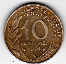 PIECE 10 CENTIMES 1994 MARIANNE REPUBLIQUE FRANCAISE