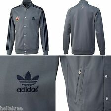 RARE~Adidas MC 84-LAB TRACK McNASTY Superstar KAZUKI Jacket firebird~Mens sz Lrg