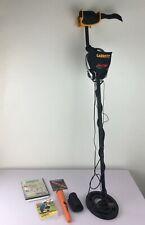 Garrett Ace 250 Metal Detector w/ Garrett Pro-Pointer AT and Extras