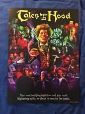Tales From the Hood Limited Edition Shout Factory 18x24 inch Promo Poster TL-A