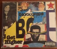 Black Grape. Get Higher. Cd1 single. 1997. 4 Tracks. Radioactive.Happy Mondays.