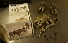 Mega Bloks Call of Duty - Desert Squad Action Toys and 2 HK design collection