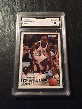 1993-94 Fleer Shaquille O'Neal #149 Basketball Trading Card GMA Graded Gem MT 10