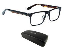 New Spy Optic Heath (52-18-145) Black Mens Rx Eyeglass Frames Msrp$160