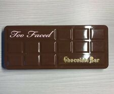 Too Faced Chocolate Bar Eye Shadow Palette Authentic Made With 100% Natural Coco