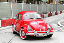 BEAUTIFUL CLASSIC CAR CANVAS PICTURE #23 STUNNING RETRO VINTAGE CAR A1 CANVAS