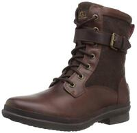UGG KESEY LEATHER WINTER BOOT WATERPROOF CHESTNUT