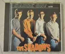 """CD - THE SHADOWS """" DANCE ON """" *** A écouter ***"""