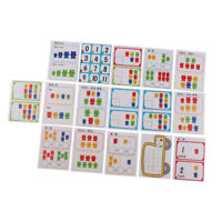Learning Resources - Compare Bears Pattern Cards 16pcs