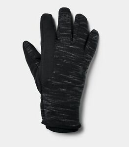 Under Armour Men's UA Storm Fleece Winter Touchscreen Gloves Small Save 40%