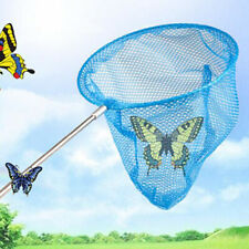 1pc Kids Telescopic Butterfly Net Extendable 34 Inches Colorful Fishing VvV