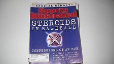 Steroids in Baseball - 6/3/2002 -Sports illustrated