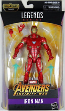 MARVEL LEGENDS AVENGERS INFINITY WAR IRON MAN MK50 ACTION FIGURE BAF THANOS