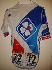 maillot cycliste CIMOLAI team issue FDJ  tour france cycling jersey radtrikot
