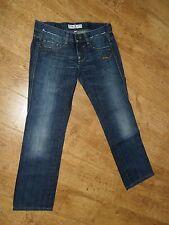 FREEMAN PORTER jeans taille basse /MOREEN/28/40F Bon état-coupe droite (30x30 )
