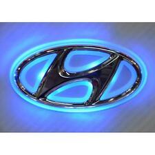 LED Car Tail Logo Auto Badge Light Blue light for Hyundai I30 Sonata Elantra