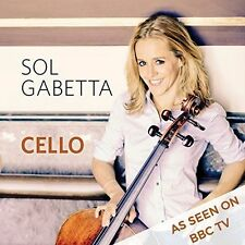 CELLO USED - VERY GOOD CD
