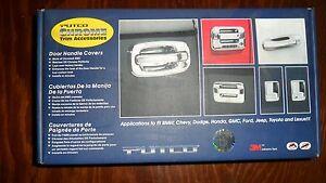 Dodge Ram Putco Door Chrome Door Handle Cover Set 402103