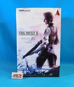 Balthier Play Arts Kai Action Figure Final Fantasy XII Square Enix Sealed