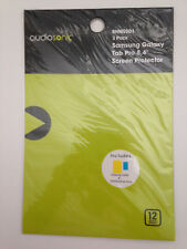 "BRAND NEW 6 x Samsung Galaxy Tab Pro 8.4"" SCREEN PROTECTOR Clear Audiosonic"