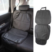 Baby Car Seat Protector Mat Covers Under Child Seat Leather Saver Car Cover DD