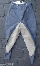 original  WH Heer Hose Stiefelhose Breeches  steingrau  Kammerstück