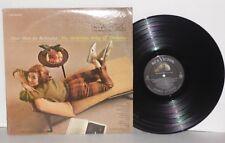 Melachrino Strings Orchestra More Music for Relaxation LP 1961 Living Stereo