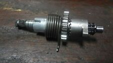 78 HONDA XL75 XR80 XR XL 75 HM770 ENGINE KICK KICKER STARTER GEAR SHAFT ASSEMBLY