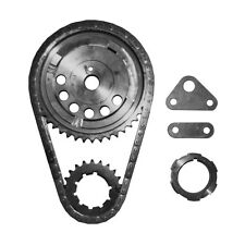 SA GEAR 78535T-9 Billet Timing Set 2008-10 Chevy LS3 .250 Double Roller 1 Bolt