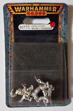 GW Warhammer 40K Dark Eldar Incubi w/ Shredder 8077C 1997 - METAL OOP MIB