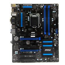 MSI Z97-G43 Motherboard VGA DVI HDMI LGA1150 with I/O adaptation shield