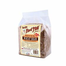 Bob's Red Mill Wheat Bran - Natural - Ready to Eat Cereal - 20 oz - Case of 4
