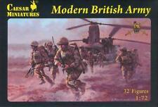 Caesar Miniatures - Modern British Army - 1:72