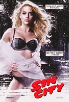 Sin City B. Murphy Double Sided Original Movie Poster 27x40 inches