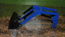 BRITAINS 1/32 ORIGINAL BLUE FRONT TRACTOR LOADER ,ONLY