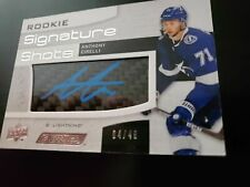 1x - 2018-19 UD Engrained Rookie Signature Shots ANTHONY CIRELLI #RSS-AC /49